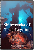 dvd-shipwrecks of truk lagoon-Vol-1